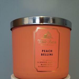 Peach Bellini 3 Wick BBW